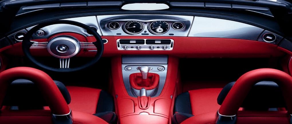 Cambio de interiores en auto.