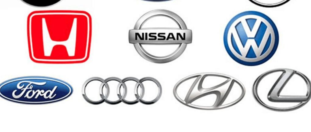 Marcas y modelos de autos