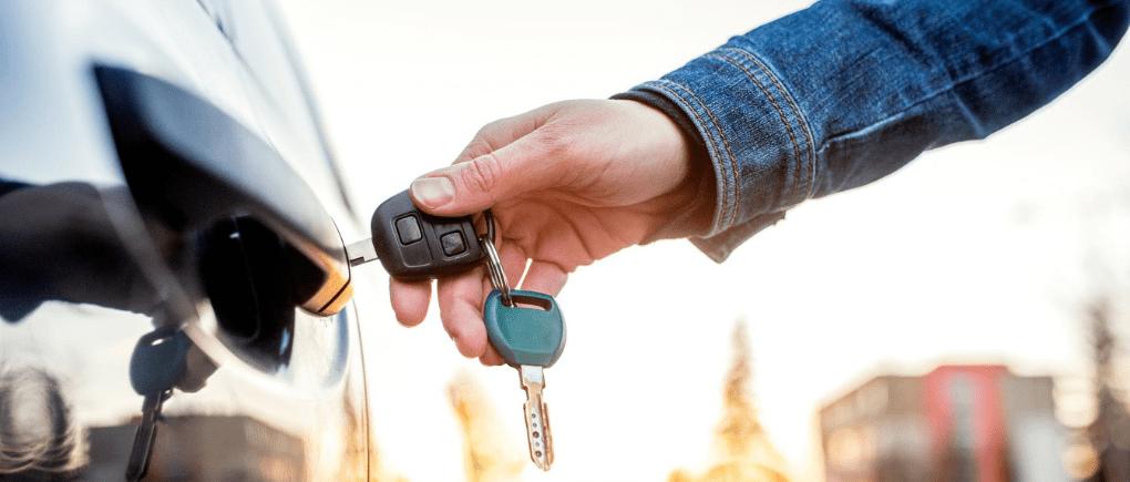 Servicio de desbloqueo de llave en carretera