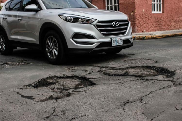 Seguro de auto ¿Cubre daños por baches