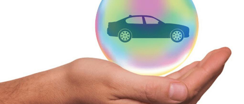 Compra tu auto en línea y escoge el color