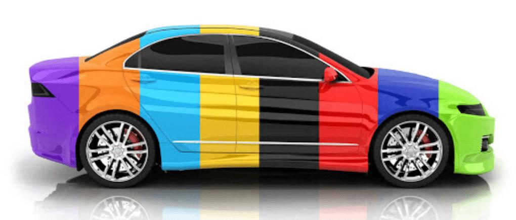 colores atrevidos para tu auto